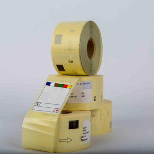 Online-Labelling: Navulling quick print (Brother) / 4all a-la-carte label (6 rollen a 400 labels) (NL)